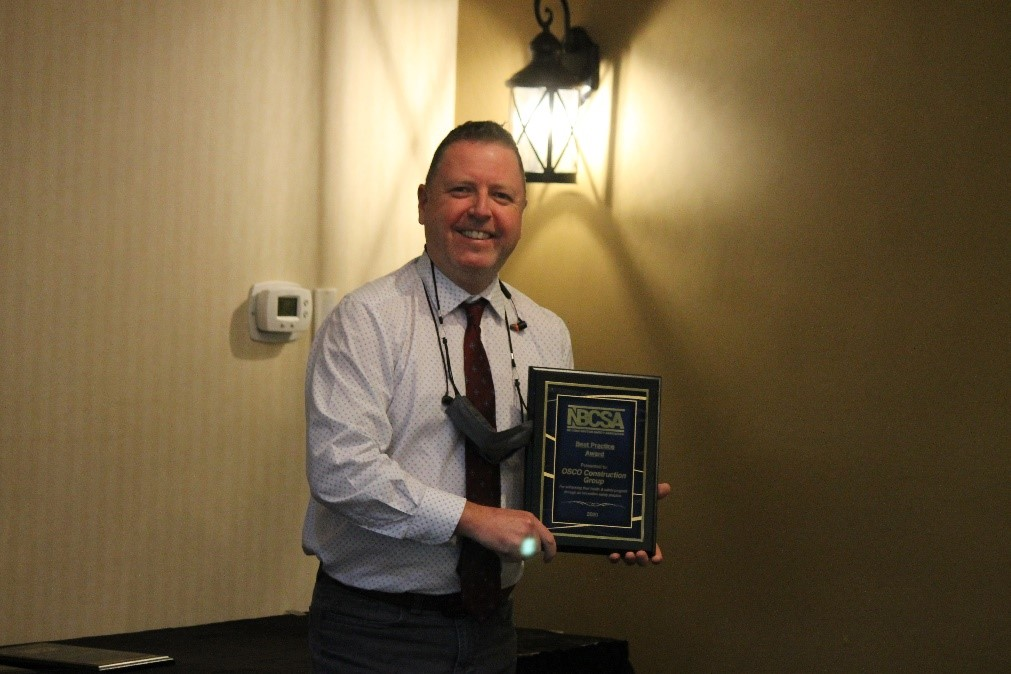 Best Practice Award – OCSO Construction Group