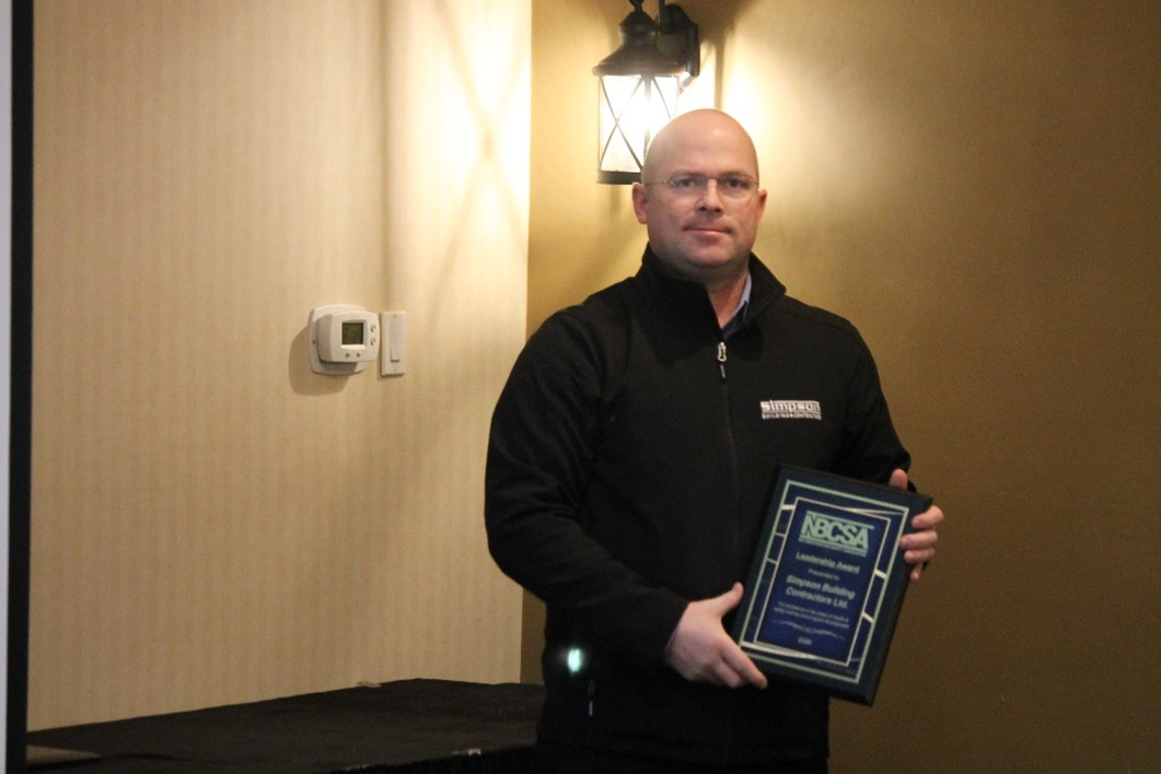 Leadership Safety Award – Simpson Construction